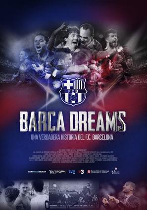 Los sueños del Barça - Spanish Movie Poster (thumbnail)