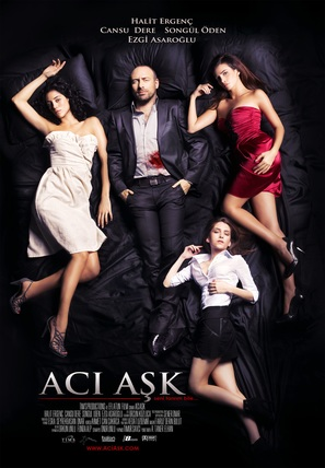 Aci ask - Turkish Movie Poster (thumbnail)