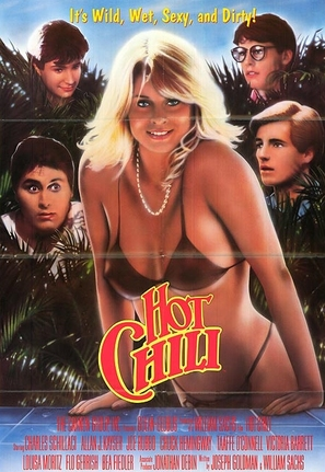 Hot Chili - Movie Poster (thumbnail)