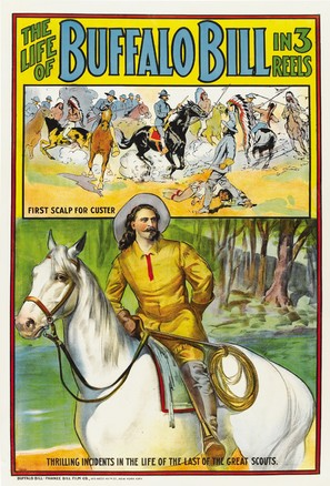 The Life of Buffalo Bill - Movie Poster (thumbnail)