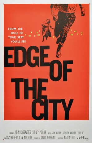 Edge of the City - Movie Poster (thumbnail)