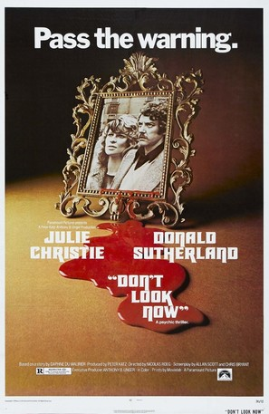 Don't Look Now - Movie Poster (thumbnail)