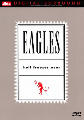 Eagles: Hell Freezes Over - poster (thumbnail)