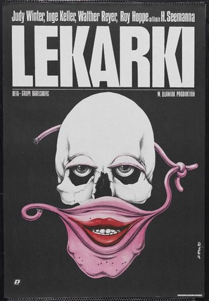 Ärztinnen - Polish Movie Poster (thumbnail)