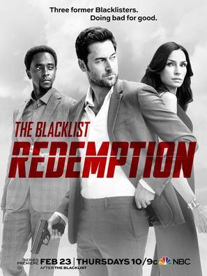 """The Blacklist: Redemption"" - Movie Poster (thumbnail)"