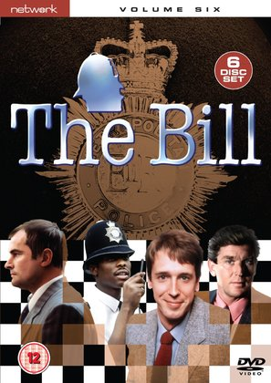 The Bill - British DVD movie cover (thumbnail)