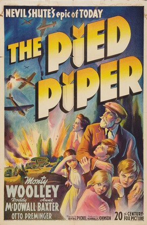 The Pied Piper - Movie Poster (thumbnail)
