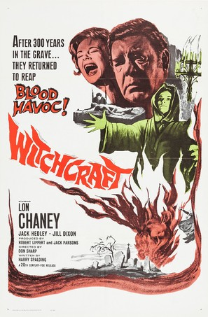 Witchcraft - Movie Poster (thumbnail)
