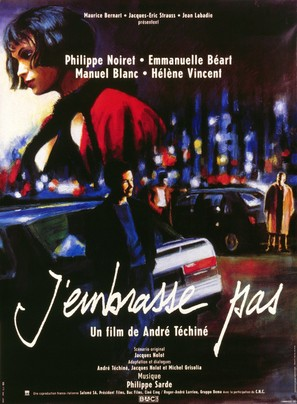 J'embrasse pas - French Movie Poster (thumbnail)