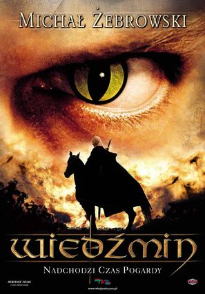 Wiedzmin - Polish Movie Poster (thumbnail)