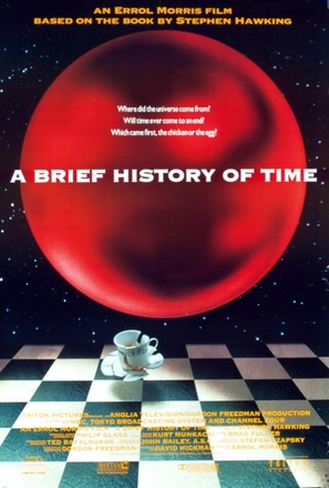 A Brief History of Time - Movie Poster (thumbnail)