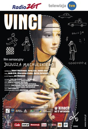 Vinci - Polish Movie Poster (thumbnail)
