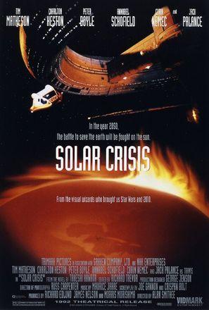 Solar Crisis - Movie Poster (thumbnail)