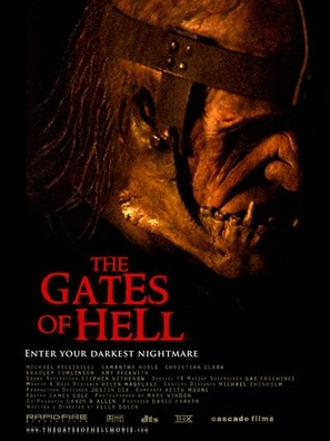 The Gates of Hell - Movie Poster (thumbnail)