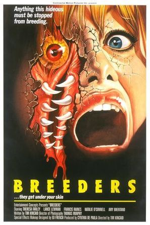 Breeders - Movie Poster (thumbnail)