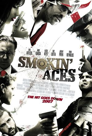 Smokin' Aces - Movie Poster (thumbnail)