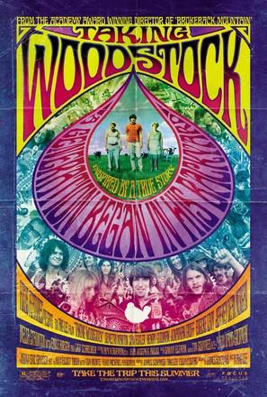 Taking Woodstock - Movie Poster (thumbnail)