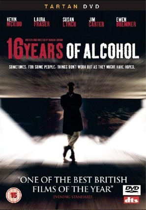 16 Years of Alcohol - British DVD movie cover (thumbnail)