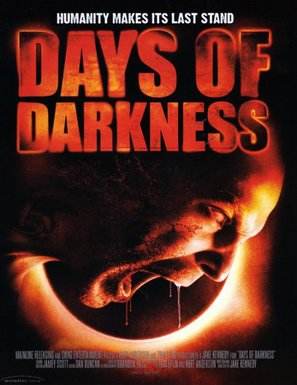Days of Darkness - Movie Poster (thumbnail)