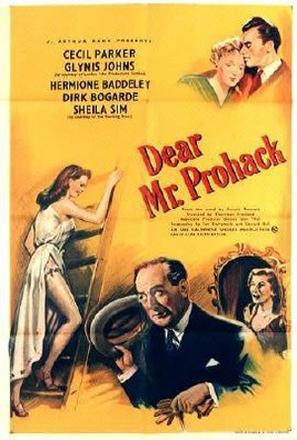 Dear Mr. Prohack - Movie Poster (thumbnail)