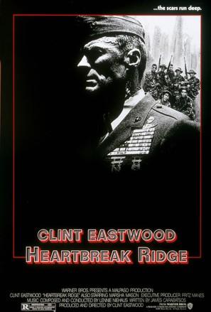 Heartbreak Ridge - Movie Poster (thumbnail)