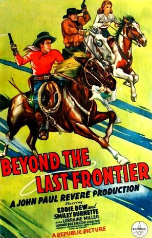 Beyond the Last Frontier - Movie Poster (thumbnail)