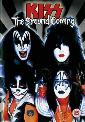 Kiss: The Second Coming - British Movie Cover (thumbnail)