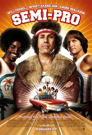 Semi-Pro - Movie Poster (thumbnail)