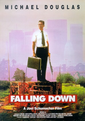 Falling Down - Movie Poster (thumbnail)