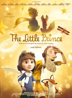 The Little Prince - Movie Poster (thumbnail)