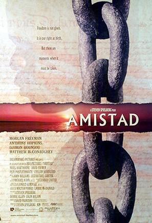 Amistad - Movie Poster (thumbnail)