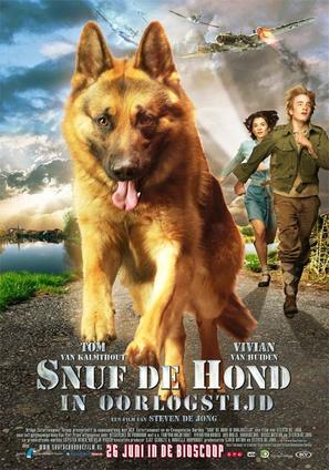 """Snuf de hond"" - Dutch Movie Poster (thumbnail)"