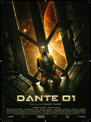 Dante 01 - French Movie Poster (thumbnail)