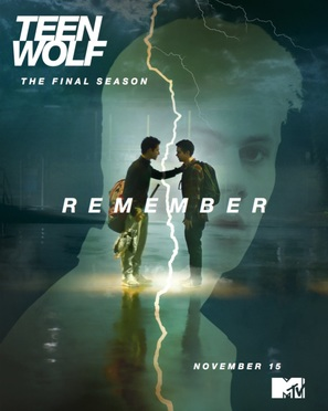 """Teen Wolf"" - Movie Poster (thumbnail)"