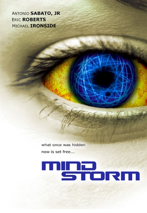 Mindstorm - DVD cover (thumbnail)