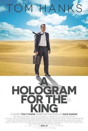 A Hologram for the King - Movie Poster (thumbnail)