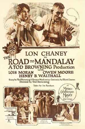 The Road to Mandalay - Movie Poster (thumbnail)