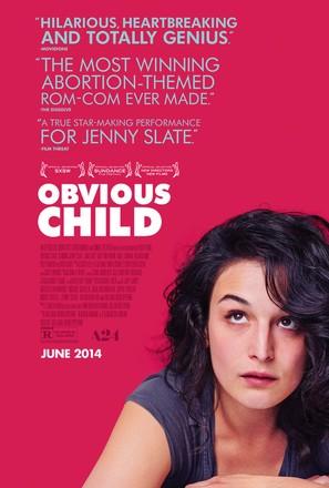 Obvious Child - Movie Poster (thumbnail)
