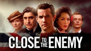 Close to the Enemy - British poster (thumbnail)