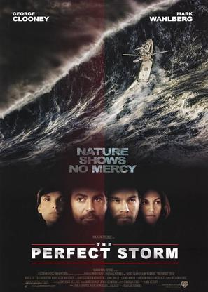 The Perfect Storm - Movie Poster (thumbnail)