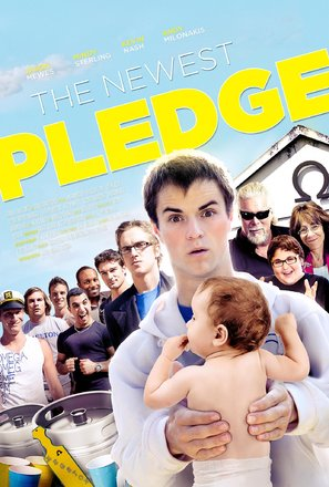 The Newest Pledge - Movie Poster (thumbnail)