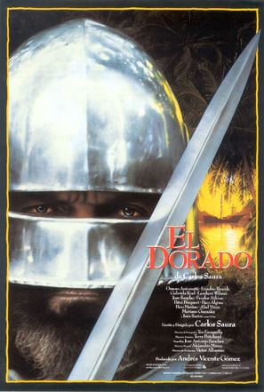 El Dorado - Spanish Movie Poster (thumbnail)