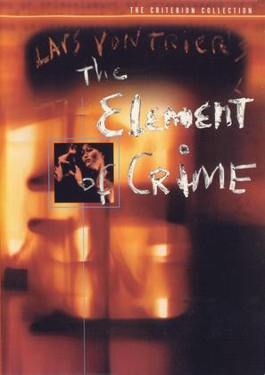 Forbrydelsens element - DVD cover (thumbnail)