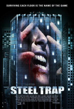 Steel Trap - Movie Poster (thumbnail)