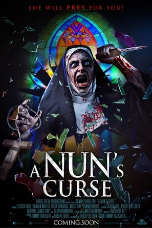 A Nun's Curse - Movie Poster (thumbnail)