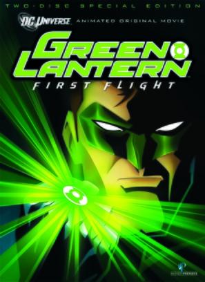 Green Lantern: First Flight - Movie Cover (thumbnail)