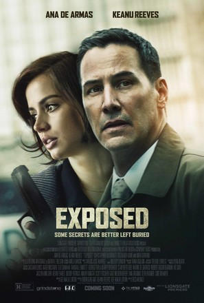 Exposed - Movie Poster (thumbnail)