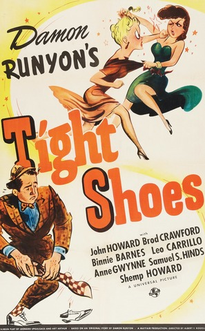 Tight Shoes - Movie Poster (thumbnail)
