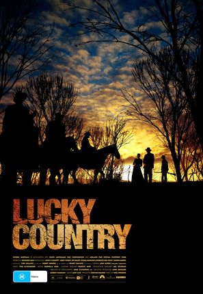Lucky Country - Australian Movie Poster (thumbnail)