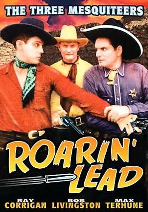 Roarin' Lead - DVD cover (thumbnail)